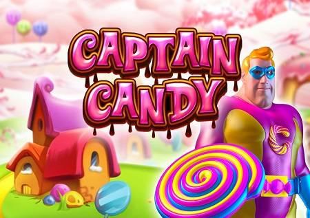 Captain Candy – šećerna groznica širi se kazinom!