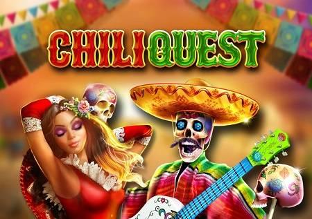 Chili Quest – sjajna online kazino igra sa džekpotovima!