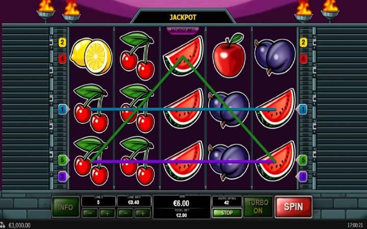 Purple Hot, Online Casino Bonus
