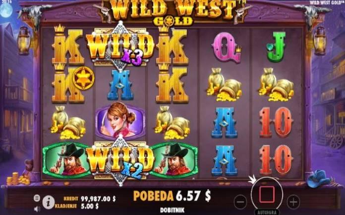 Džoker Multiplikatori, Online Casino Bonus, Wild West Gold