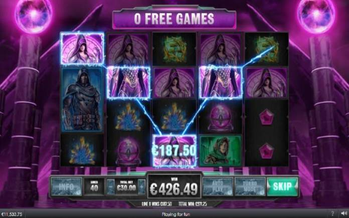 Morgana Free Games, RIders of the Hidden Realm, Online Casino Bonus