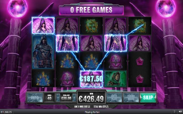 Morgana Free Games, RIders of the Hidden Realm, Online Casino Bonus