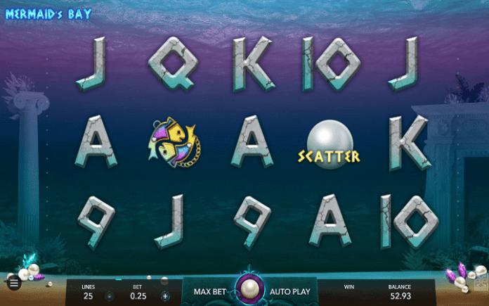 Mermaids Bay, Mascot, Online Casino Bonus