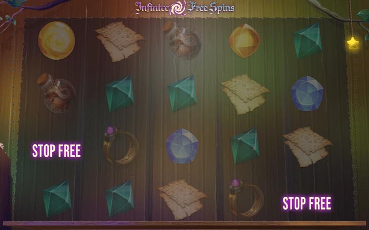 Merlins Tower, GameArt, Online Casino Bonus