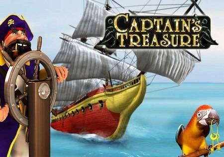 Captain Treasure – bogat piratski ulov u video slotu