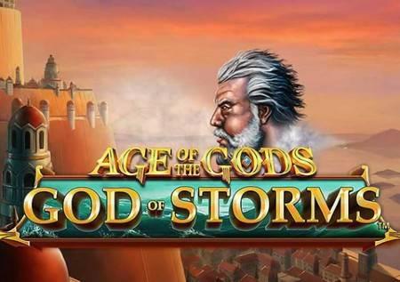 God of Storms – uplovite u grčku mitologiju!