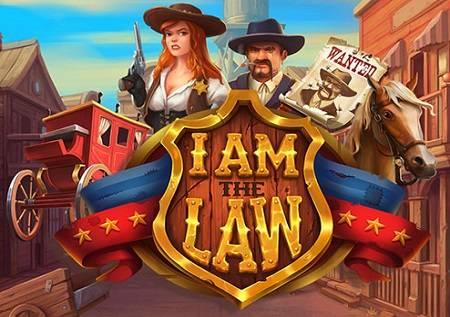 I am the Law – slot vraća zakon na ulice Divljeg zapada!