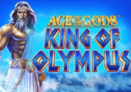King of Olympus – slotovi Age of the Gods!