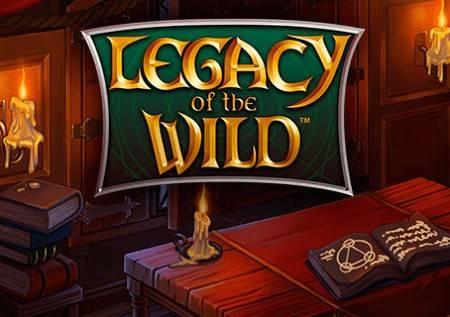 Legacy of the Wild – osvojite 50 besplatnih spinova!