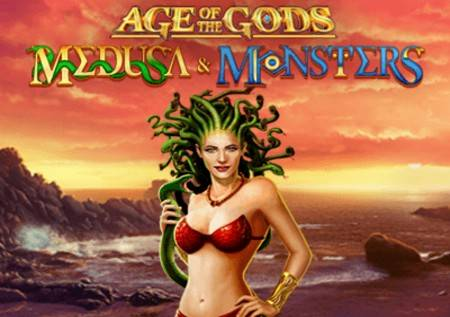 Medusa and Monsters – Age of the Gods džekpot!