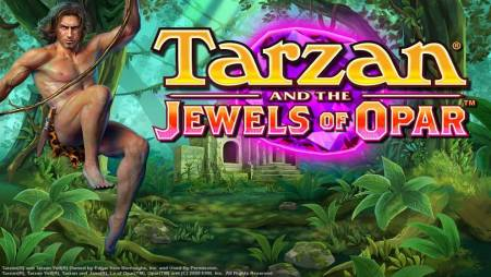 Tarzan and the Jewels of Opar – moćna kazino igra!