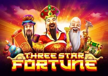 Three Star Fortune – osvojite bonus Respin!