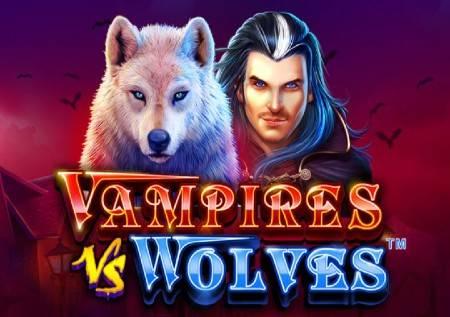 Vampires vs Wolves – horor obračun u novoj kazino igri