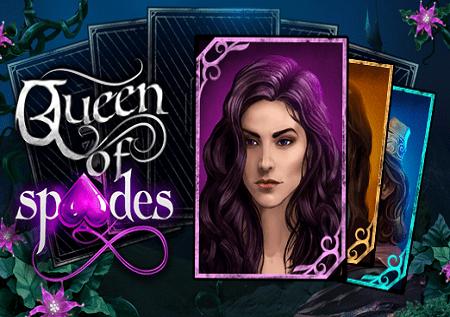 Queen of Spades – online kazino magija u pet kolona!