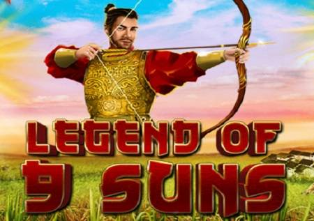 Legend of 9 Suns – fantastična moć devet sunaca!
