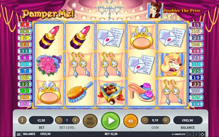 Pamper Me, Habanero, Online Casino Bonus