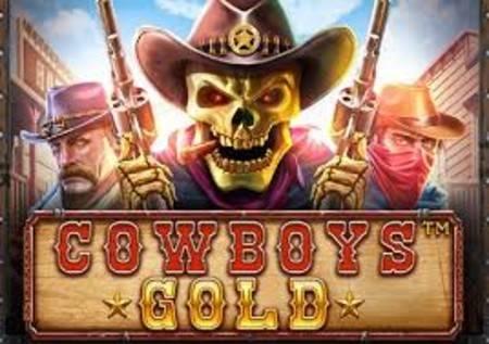Cowboys Gold – postanite kauboj u video slotu!