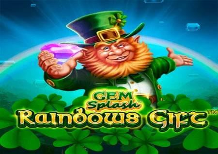 Gem Splash Rainbows Gift – online kazino igra!