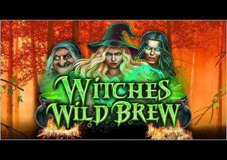 Witches Wild Brew vam sprema čorbu kazino bonusa!