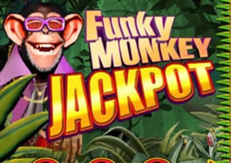 Funky Monkey Jackpot – zabavan kazino slot!