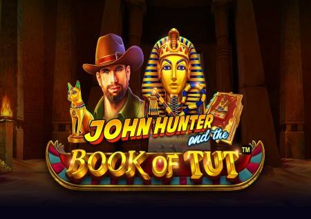 John Hunter and the Book of Tut istražite drevni Egipat