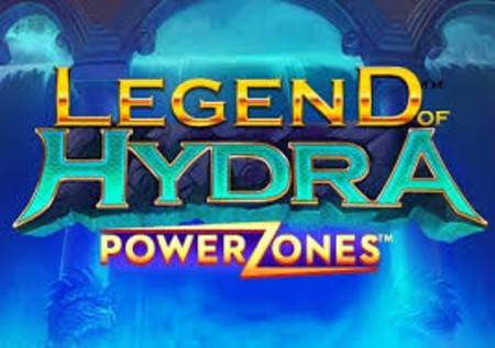 Legend of Hydra – Power Zones kazino slot!