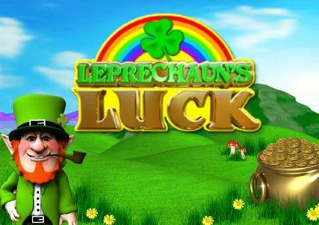 Leprechauns Luck – duga donosi srećan dobitak!