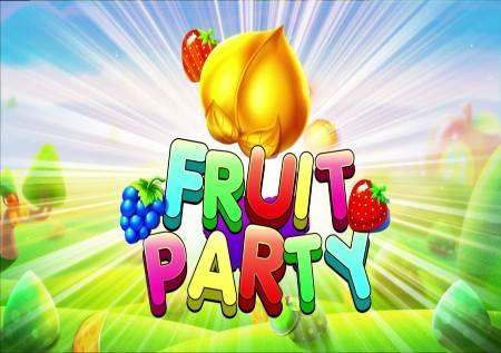 Fruit Party – voćna žurka sa sjajnim multiplikatorima