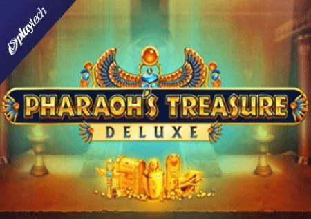 Pharaohs Treasure Deluxe – moćni bonusi stižu iz Egipta