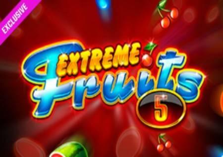 Extreme Fruits 5 – kazino osveženje u obliku voća