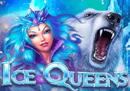 Ice Queens – osvojite bonuse odličnog kazino slota!