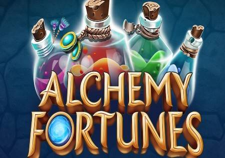Alchemy Fortunes – magična online kazino igra!