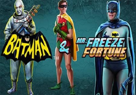Batman and Mr Freeze Fortune – ledeno dobri bonusi!