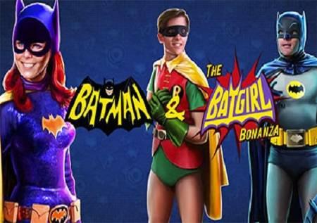 Batman and the Batgirl Bonanza casino slot