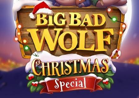 Big Bad Wolf Christmas Special – online slot!