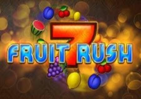 Fruit Rush – klasične voćkice donose bonuse!