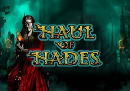 Haul of Hades – pokupite vatrene kazino bonuse!