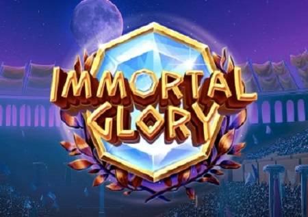 Immortal Glory slot vas vodi na Olimpijske igre!