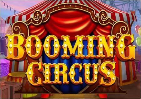 Booming Circus – cirkuska kazino predstava