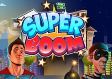 Super Boom – online slot bombastičnih bonusa!