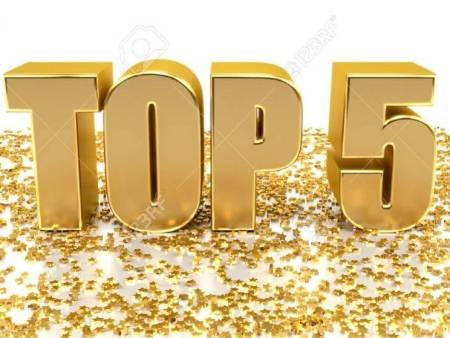 Top 5 novogodišnjih slotova -online kazino