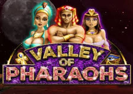 Valley of Pharaohs – slot donosi blago faraona!