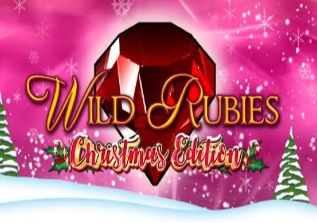 Wild Rubies Christmas Edition – online slot!
