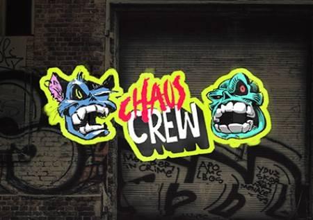 Chaos Crew – urbana kultura na online kazinu