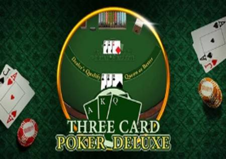 Three Card Poker Deluxe – probajte poker sa 3 karte
