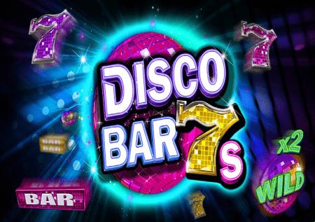 Disco Bar 7s – kazino zabava koja vas tera na đuskanje