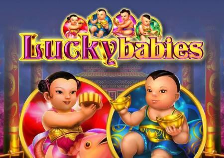 Lucky Babies slot donosi sreću i puno kazino bonusa!