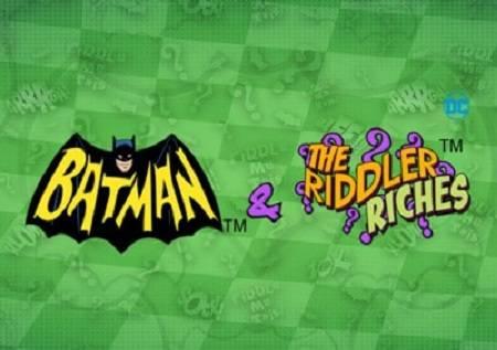 Batman and the Riddler Riches online kazino slot