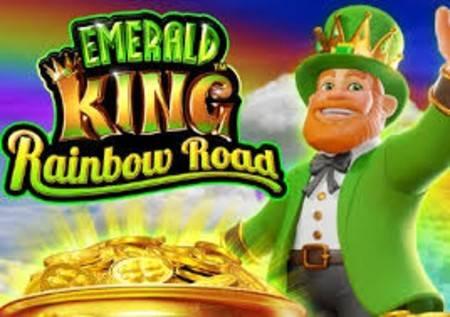 Emerald King Rainbow Road – slot velikih dobitaka!