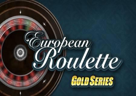 European Roulette Gold – zlatna serija rulet igre!